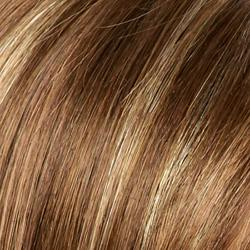 Coconut Spice Light Red Brown base with Honey Blonde highlight