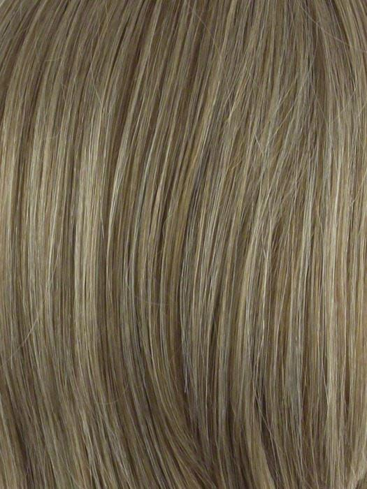 DARK BLONDE | 3 tone blend of soft dark honey blonde with highlights