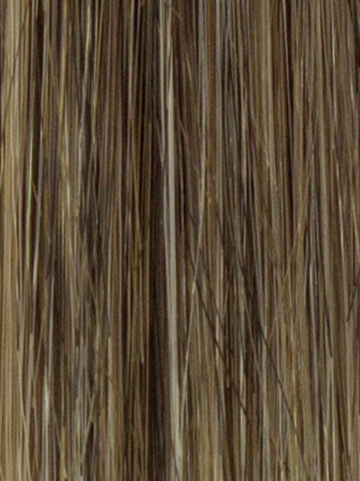 Color Dark Golden Blonde Flux = Tone on Tone Balayage Color