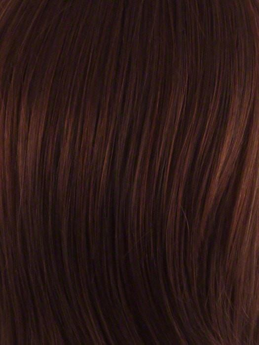 Color Dark-Red: 33 base with color 32 highlights - dark auburn with brighter red highlights
