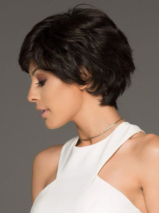 Desire Wig Ellen Wille is a a brilliantly cut pixie style with longer layers on the top and sides.