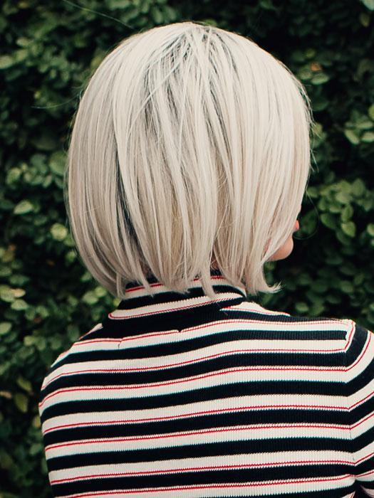 ADORE by ELLEN WILLE in SILVER BLONDE ROOTED