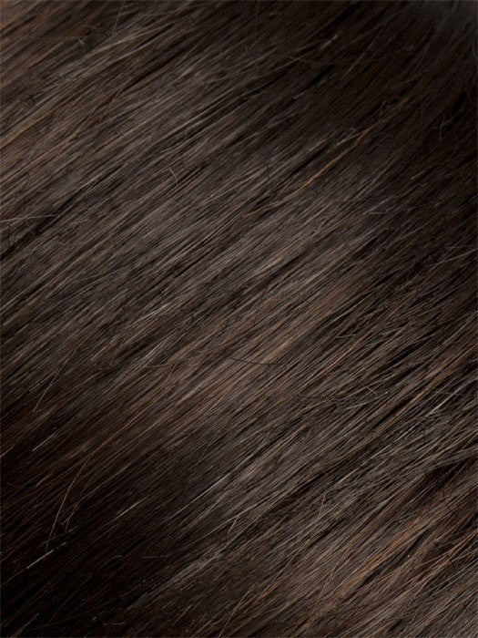Color Hot-Espresso-Mix = Darkest Warm Brown, Dark Auburn, and Dark Warm Brown blend