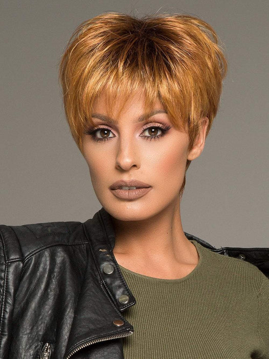 Jazz by Ellen Wille is a beautiful lace front wig that is on trend with a sassy short style!