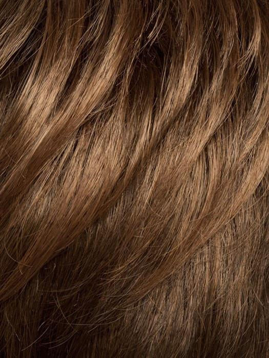 LIGHT-MOCCA-MIX | Light Brown, Medium to Light Reddish Brown, and Lightest Brown Blend