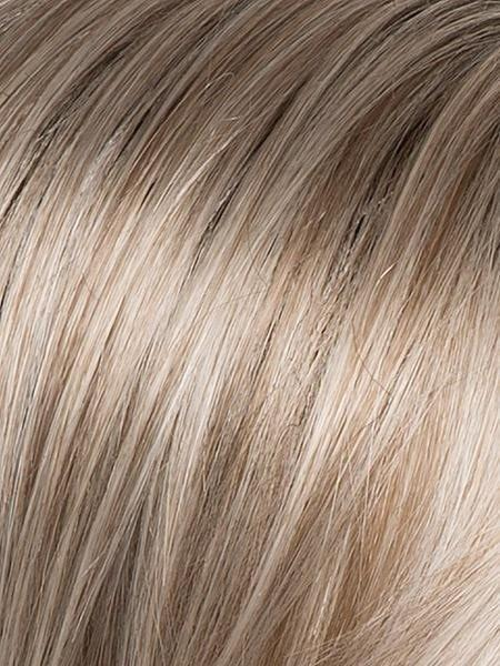 Color PEARL-ROOTED = Pearl Platinum, Dark Ash Blonde, and Medium Honey Blonde mix