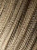 Color Sandy-Blonde = Medium Honey Blonde, Light Ash Blonde, and Lightest Reddish Brown blend