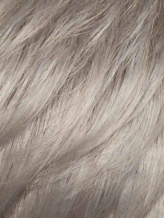 SILVER MIX | Medium silver w/light browns blended w/cool platinum silver tones