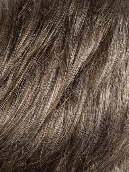 Color SMOKE-MIX = Medium Brown blended with 35% Pure White