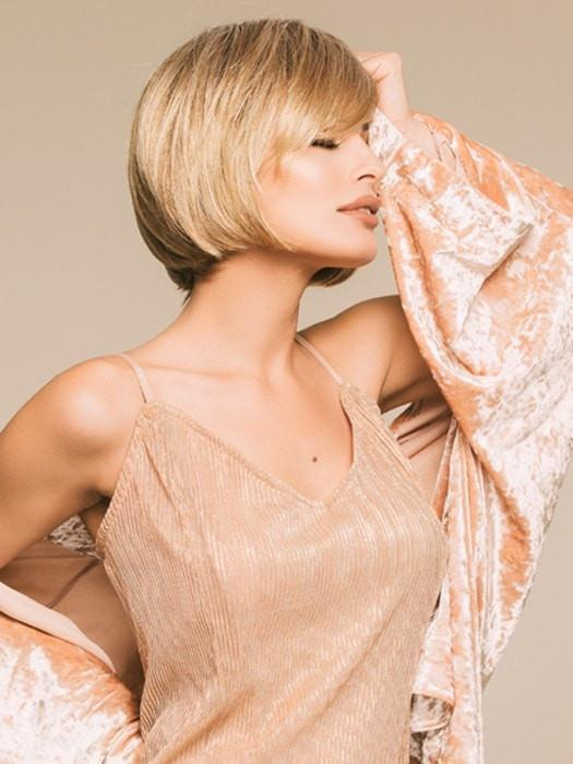 A modern take on the perfectly cut bob | VISTA by Ellen Wille