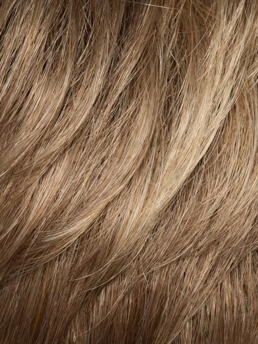 Color Caramel-Mix = Dark Honey Blonde, Lightest Brown, and Medium Gold Blonde Blend