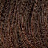 G630+ Chocolate Copper Mist - Medium brown with copper red highlights