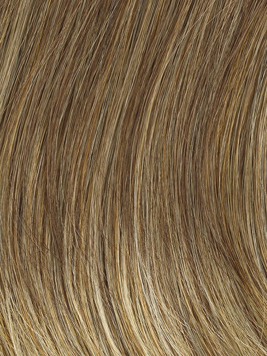 Color GL11/25 = Honey Pecan: Darkest Blonde with Pale Gold Highlights