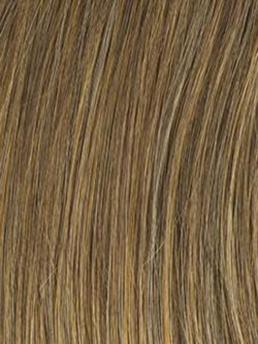 GL14/16 Honey Toast - Dark Blonde w/Golden highlights