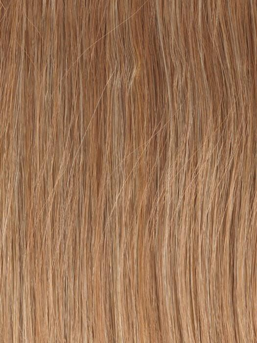 GL27-22 CARAMEL | Reddish Blonde with Pale Gold Highlights