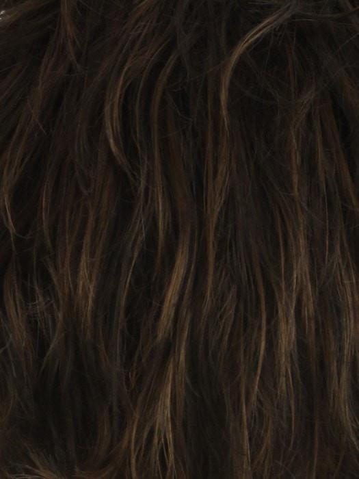 GL 6-30 MAHOGANY | Dark Brown with soft Copper Highlights
