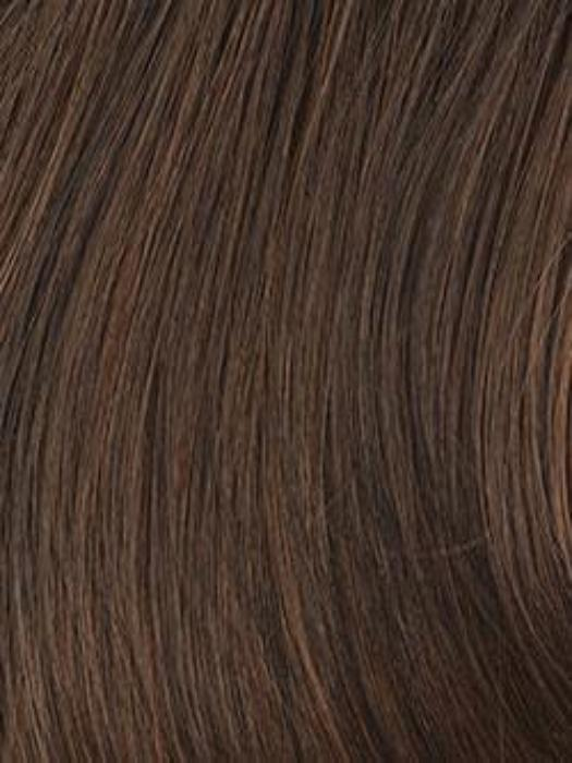 GL6-30 | MAHOGANY | Dark Brown w/soft Copper highlights