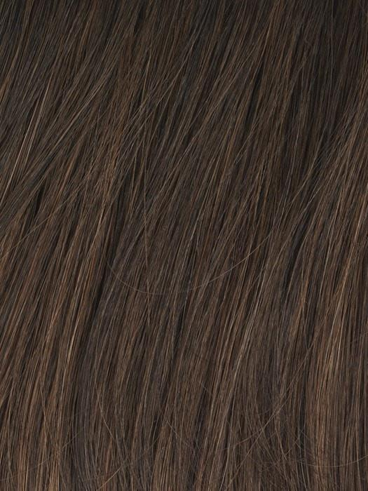 GL8/10 DARK CHESTNUT | Rich, Dark Brown with Coffee Highlights