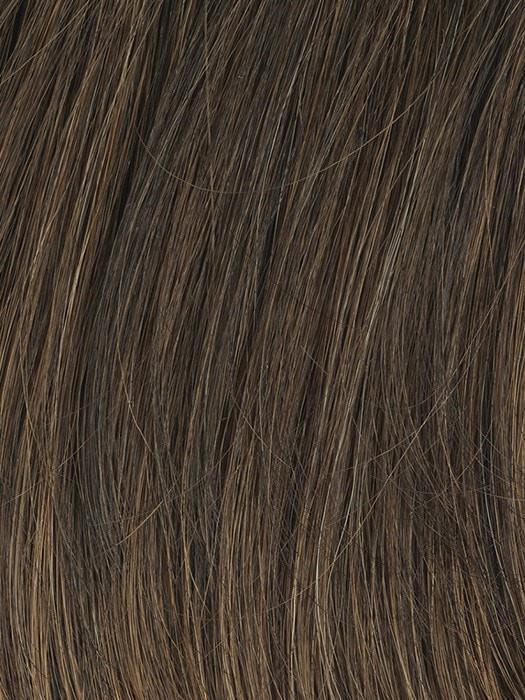 GL8-10 DARK CHESTNUT | Rich, Dark Brown with Coffee Highlights