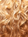 GM613/27 | Gradual Mix OMBRE Color. Platinum Blonde Top, Honey Blonde Bottom.