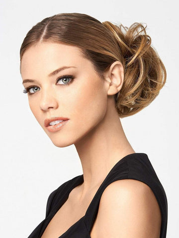 Modern Chignon by Hairdo | HF Synthetic Hair Bun (Clip On) | 40% OFF