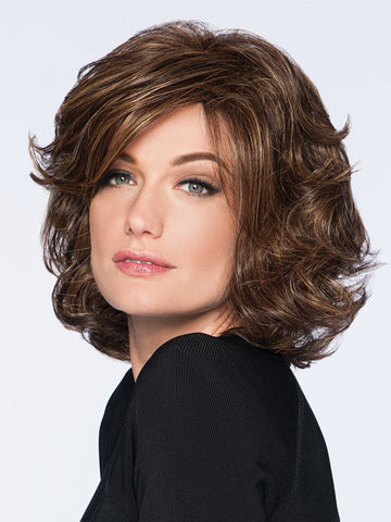Modern Flair | HF Synthetic Wig (Basic Cap) |
