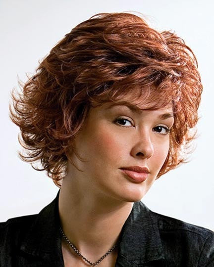 Color 29R	 = DARK AUBURN/COPPER RED & FIRE RED HIGHLIGHTS | Kathy by Henry Margu