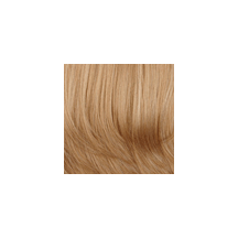 Color 24R = LIGHT STRAWBERRY BLONDE / DARK BLONDE ROOTS
