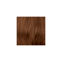 Color 8/27R = DARK STRAWBERRY BLONDE / MEDIUM BROWN ROOTS