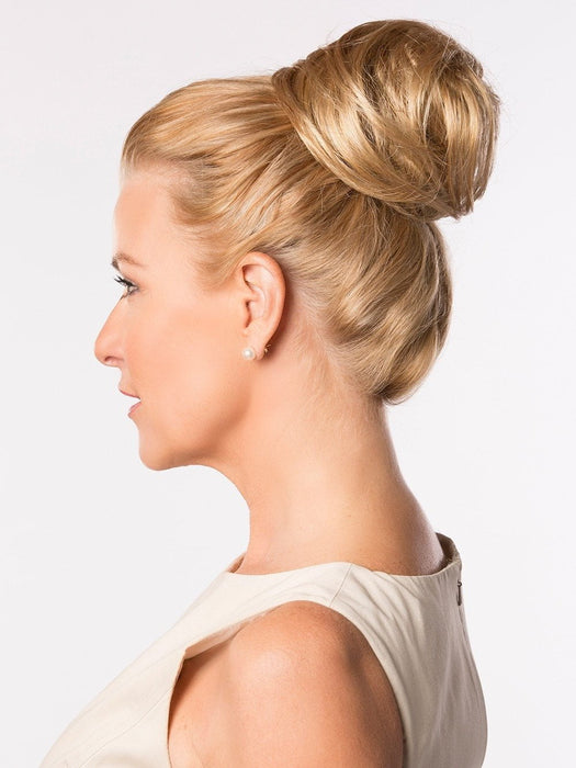The Honey-Do Hair Bun - Style it Straight or Messy!