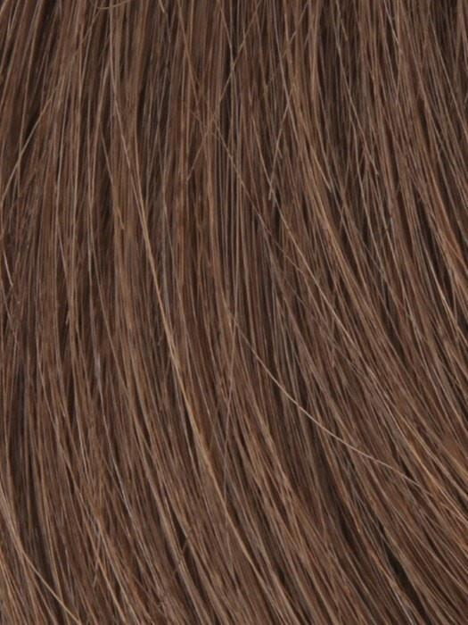 MARBLE BROWN | Dark Brown and Medium Brown Blend with Warm Strawberry Blonde Highlight Tones