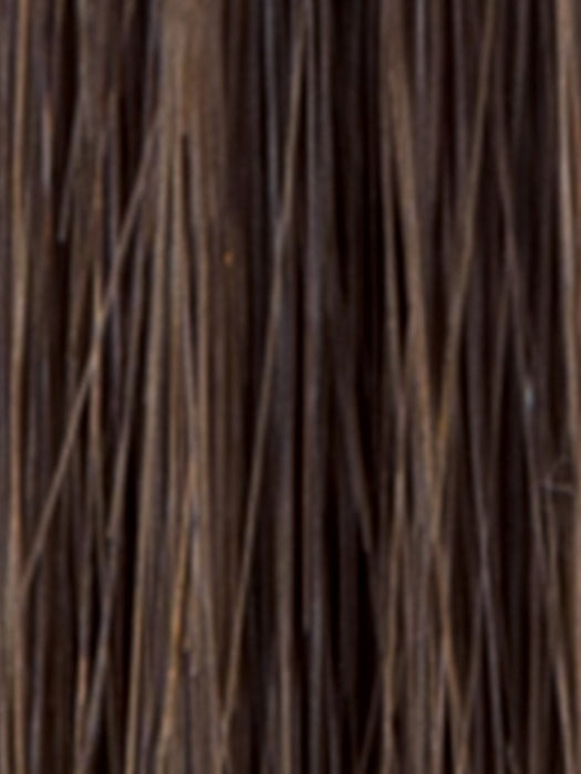 MOCHA-BROWN | Mocha Brown with Light Brown highlights around the face and at the nape