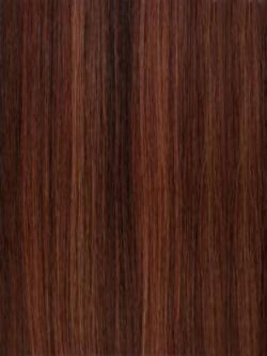 P4/30/33 |  Piano Color. Medium Dark Brown (#4), Copper Blonde (#30), Dark Auburn (#33)