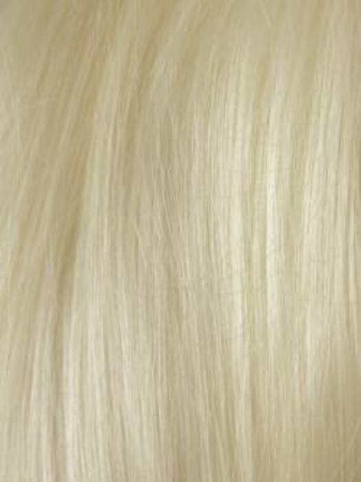 Platinum Blonde Creamy white blonde