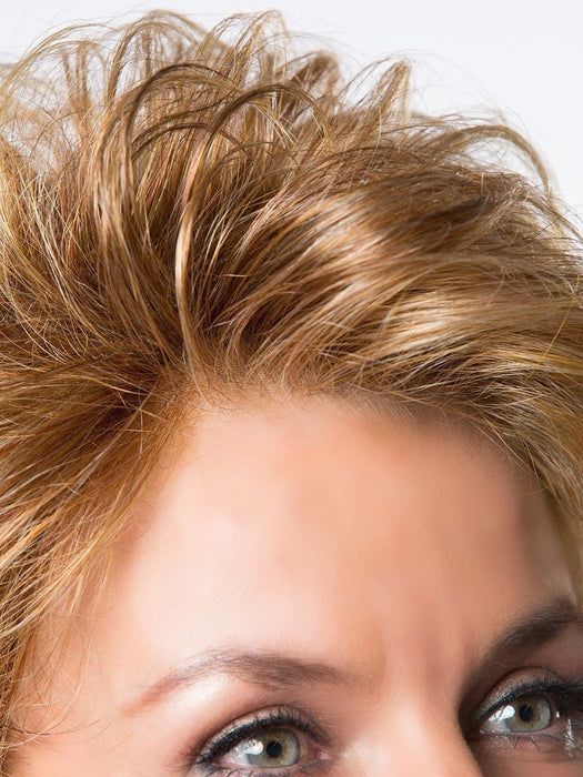 Transparent Monofilament Lace Front Hairline for Limitless Off-the-Face Styling Versatility