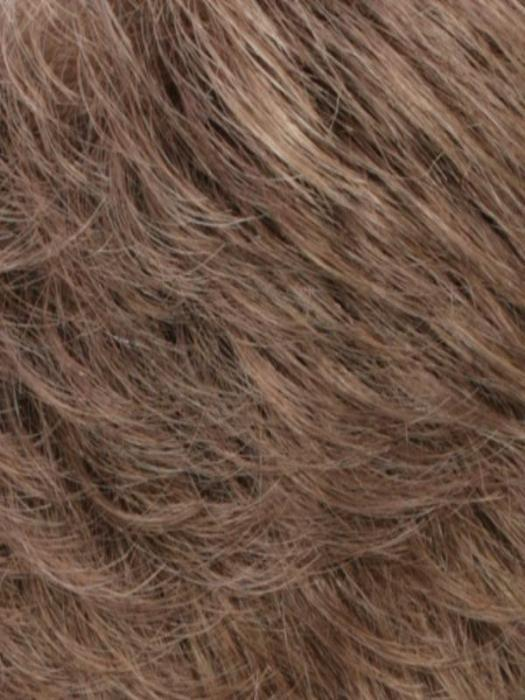 R12/26H HONEY PECAN | Light Brown with Cool Subtle Medium Blonde highlights