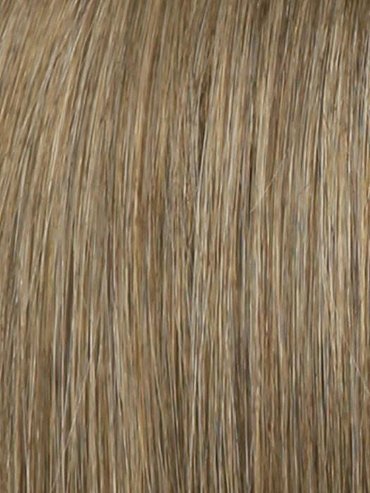 R1416T - Buttered Toast - Light Brown Blended With Gold Blonde and Tipped With the Gold Blonde