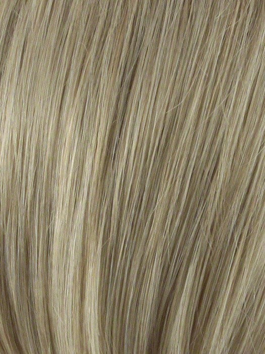 Color R20265 = Glazed Apricot: Very Pale Ginger Blonde with Soft Gold Highlights | Action by Raquel Welch