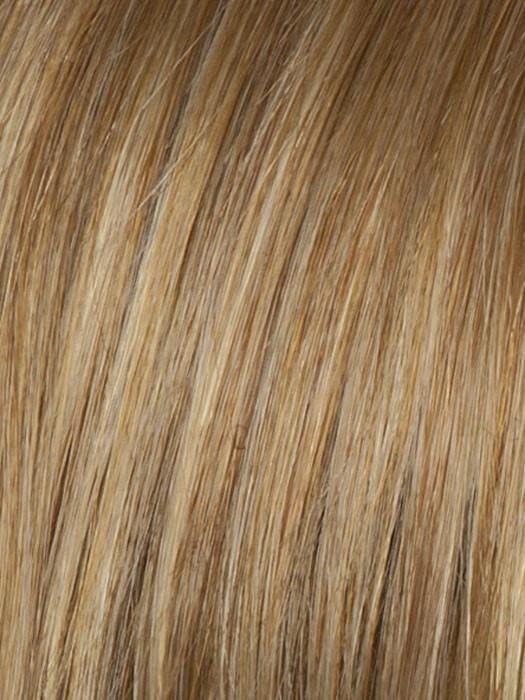 R2026S GLAZED APRICOT | Very pale ginger blonde with soft gold highlights
