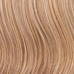 R2026S Glazed Apricot - Very pale ginger blonde with soft gold highlights