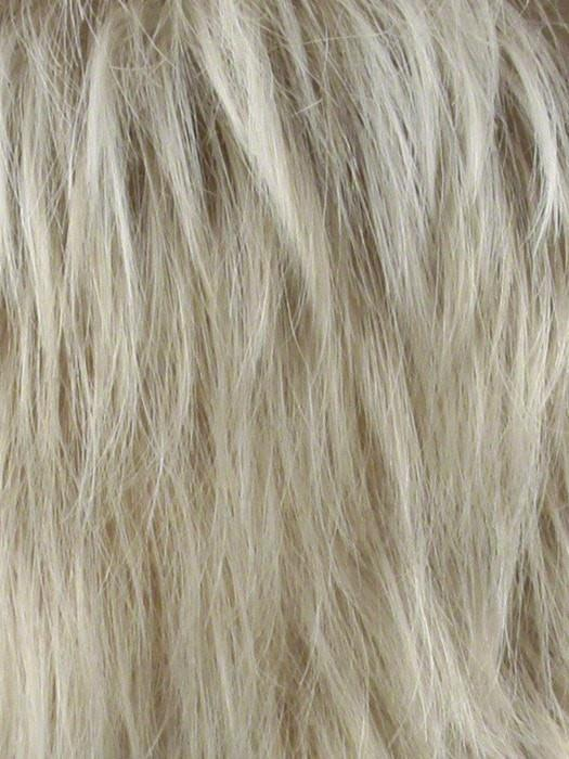 Color R23S = Glazed Vanilla: Cool Platinum blonde w/ almost white highlights