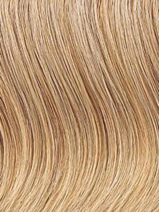R25 Ginger Blonde - Golden blonde with subtle highlights