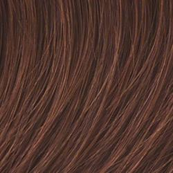 R33 Dark Auburn - Dark reddish brown