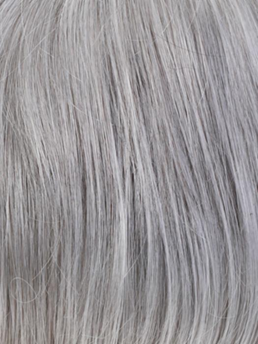 R51LF60 | Off Black w/75% Grey Lightening to Gold Blonde Mix in Front