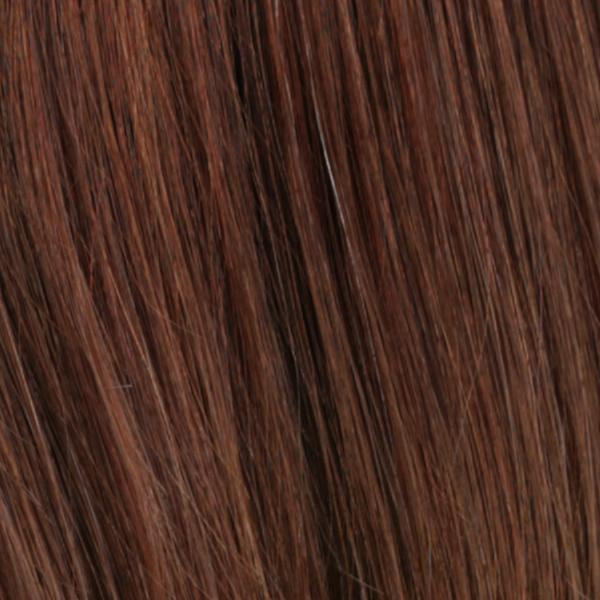 R6/30H | CHESTNUT BROWN with Medium Auburn Highlights