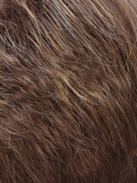 RM8/26H | Golden Brown with Golden Blonde Highlights