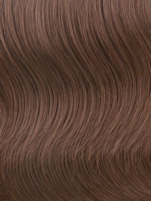 Color R830 = Ginger Brown: Warm Medium Brown
