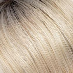 RH26/613RT8 Golden Blonde with Pale Blonde Highlights & Golden Brown Roots