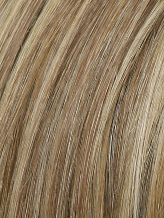 RL14/25 | HONEY GINGER | Dark Blonde Evenly Blended with Medium Golden Blonde