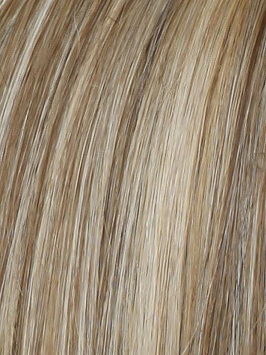 RL16/88 | PALE GOLDEN BLONDE HONEY | Dark Natural Blonde Evenly Blended with Pale Golden Blonde